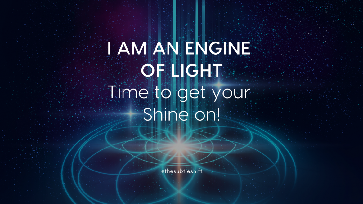 Time to get your Shine on